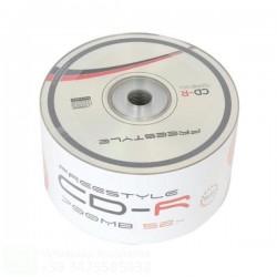 OMEGA CD-R 700MB 52X SPINDEL 50PZ [56472]