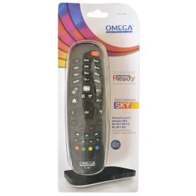 OMEGA TELECOMANDO UNIVERSALE Sky senza installazione COMPATIBILE LCD TV