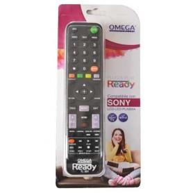 OMEGA TELECOMANDO UNIVERSALE Sony senza installazione COMPATIBILE