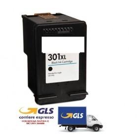 ORINK HP 301XL NERO CARTUCCIA INK ECO 1050-2000(CH390B)-2050 (CH350B)-2050s