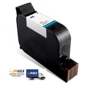 ORINK HP 45 NERO 110-120-140-145-150-155-160-170-180-190 CARTUCCIA INK ECO