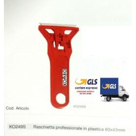 RASCHIETTA IN PLASTICA PROFESSIONALE 60X43