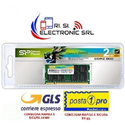 Silicon Power DDR2 PC5300/667MHz CL5 2GB (SP002GBSRU667S02)