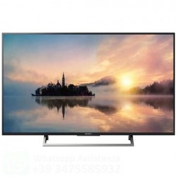"SONY TV LED BRAVIA KD-49XE7005 SMART TV 49"" 4K ULTRA HD WI-FI ITALIA"