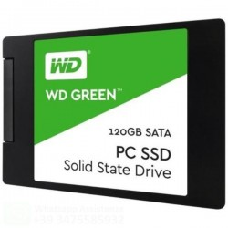 SSD 120GB WESTERN DIGITAL...