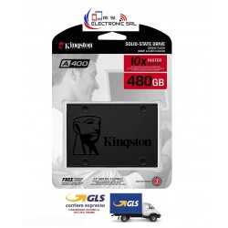 "SSD KINGSTON SA400S37/480G 2.5"" 480GB SATA3 READ:550MB/S-WRITE:450MB/S"