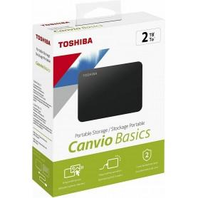 TOSHIBA 2TB CANVIO BASICS...