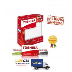 TOSHIBA 500GB CANVIO...