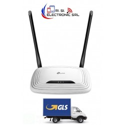 TP-LINK TL-WR841N ROUTER WIRELESS 300MBPS 4 PORTE LAN X 10/100Mbps