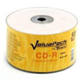 TRAXDATA CD-R 52 X CAKE 50PZ