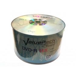 TRAXDATA DVD-R 16X SPINDLE DA 50 PZ.