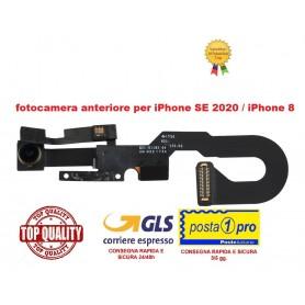 APPLE IPHONE SE 2020/IPHONE 8 FOTOCAMERA FRONTA + SENSORE PROSSIMITÀ FLAT FLEX