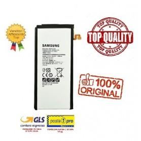 BATTERIA DI RICAMBIO ORIGINALE  SAMSUNG A8 A800F MOD.EB-BA800ABE 3050MAH VERSIONE BULK