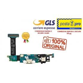 CONNETTORE ORIGINALE SWAP DOCK DI RICARICA MICRO USB PER SAMSUNG GALAXY S6 EDGE G925F