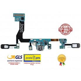CONNETTORE ORIGINALE SWAP DOCK DI RICARICA MICRO USB PER SAMSUNG GALAXY S7 G930
