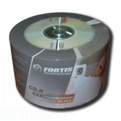FORTIS CD-R 52 X CAKE 50PZ
