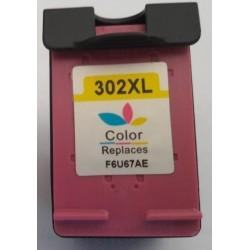 HP 302XL COLORE ENVY 4520/HP DeskJet 3630CARTUCCIA INK ECO