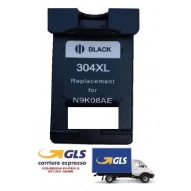 HP 304XL NERO 3720 3730  CARTUCCIA INK ECO