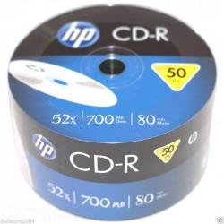 HP CD-R 52 X CAKE 50PZ