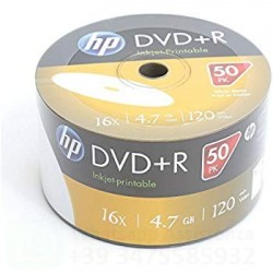 HP DVD+R 16X PRINTABLE...