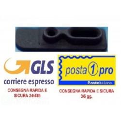 IPHONE 5G/5C/5S/SE RETINA DI RICAMBIO PER ALTOPARLANTE (SPEAKER Mesh) CON BIADESIVO