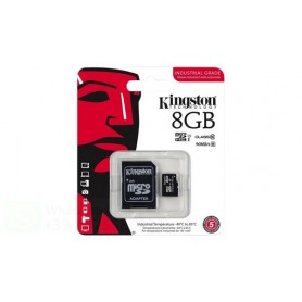 KINGSTON MEMORIA MICRO-SDHC...
