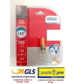LAMPADINA G4 PINNA LED 2W...