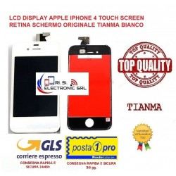 LCD DISPLAY APPLE IPHONE 4...