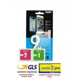 """IPHONE 4/4S (3,5"""") PELLICOLA VETRO TEMPERATO GLASS 9H 0,33mm/2,5D"""