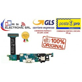 CONNETTORE DOCK DI RICARICA MICRO USB PER SAMSUNG GALAXY S6 EDGE G925F