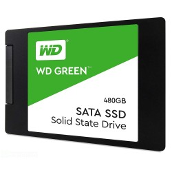 SSD 480GB WESTERN DIGITAL WDS480G2G0A GREEN SATA 2.5""