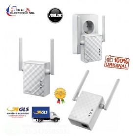 ASUS RP-N12 RANGE EXTENDER WIRELESS AC750 DUAL BAND FUNZIONALITÀ ACCESS POINT