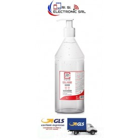 RMove Gel Igienizzante Mani con Aloe Alcool 70% Dosatore 500ml