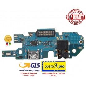 Scheda porta di ricarica OEM per Galaxy A10 SM-A105F Charging Port Board