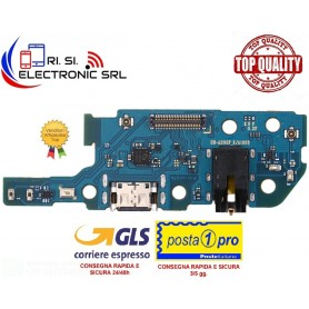 Connettore di ricarica OEM per Samsung Galaxy A20E SM-A202 dock usb type c + microfono