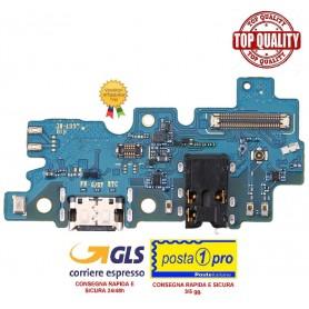 Scheda porta di ricarica per Galaxy A30s / A307F Charging Port Board