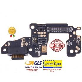 Connettore porta di ricarica per Huawei P30 ELE-L09 ELE-L29 usb type -c + microfono - Charging Port Board