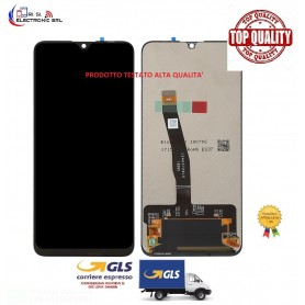 LCD DISPLAY TOUCH SCREEN PER HUAWEI P SMART 2019 NERO (ENJOY 9S) NO FRAME POT-LX1 POT-LX2