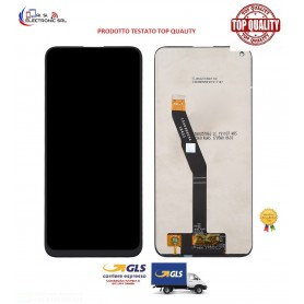 LCD DISPLAY TOUCH SCREEN HUAWEI P40 LITE E SENZA FRAME NERO Y7P 2020 ART-L28 L29 TOP QUALITY.