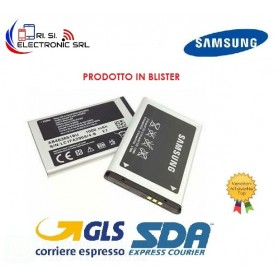 BATTERIA ORIGINALE SAMSUNG S5600 Player Star 960mAh  MOD: AB463651BUCSTD 3.7V BLISTER