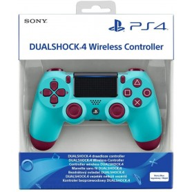 SONY CONTROLLER V2 BERRY BLUE WIRELESS DUALSHOCK PLAYSTATION 4