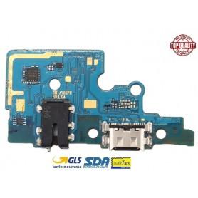 CONNETTORE RICARICA ORIGINALE SAMSUNG A70 SM-A705 DOCK USB + MICROFONO - Original Charging Port Board For Galaxy A70 SM-A705F