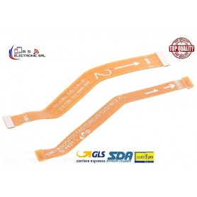 CAVO FLEX CABLE SCHEDA MADRE + CAVO FLEX LCD SAMSUNG GALAXY A50 SM-A505