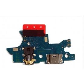 CONNETTORE DOCK DI RICARICA OEM PER SAMUNG GALAXY A7 (2018) SM-A750F - Original Charging Port Board For Galaxy A7 (2018) SM-A75