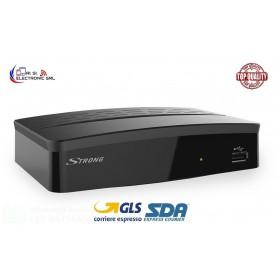 STRONG SRT 8209 RICEVITORE DIGITALE TERRESTRE HDTV COMPATIBILE DVB-T2