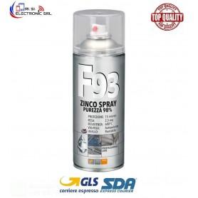 FAREN F93 ZINCO SPRAY PROFESSIONALE 400ML ACQUISTO MIN. 2PZ