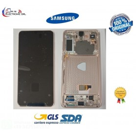 DISPLAY LCD+ TOUCH ORIGINALE SAMSUNG S21 PLUS 5G SM-G996F/FN/DS VIOLET