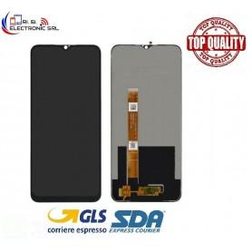 DISPLAY LCD OPPO A9 2020 CPH1937 CPH1939 CPH1941 TOUCH SCREEN VETRO NERO