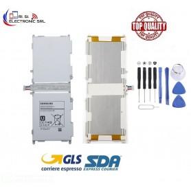 BATTERIA SAMSUNG GALAXY TAB 4 SM T530 T531 T535 EB-BT530FBE 6800 mha ORIGINALE