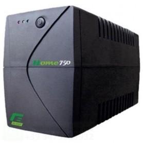 ELSIST HOME750 UPS GRUPPO DI CONTINUITA' AVR 450 W 750 Va CONNETTORI 1 X SCHUKO TIPO F